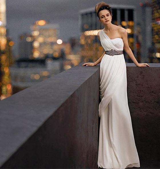Свадебные платья в греческом стиле с фото