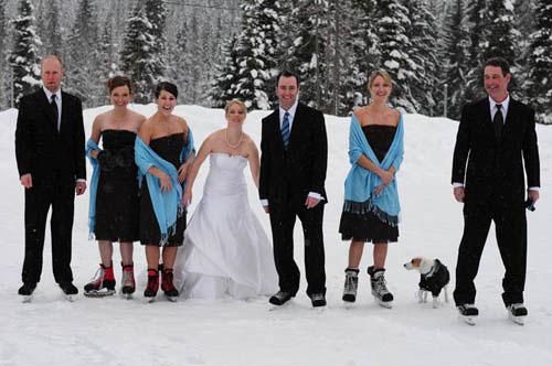 свадьбы оригинальные фото