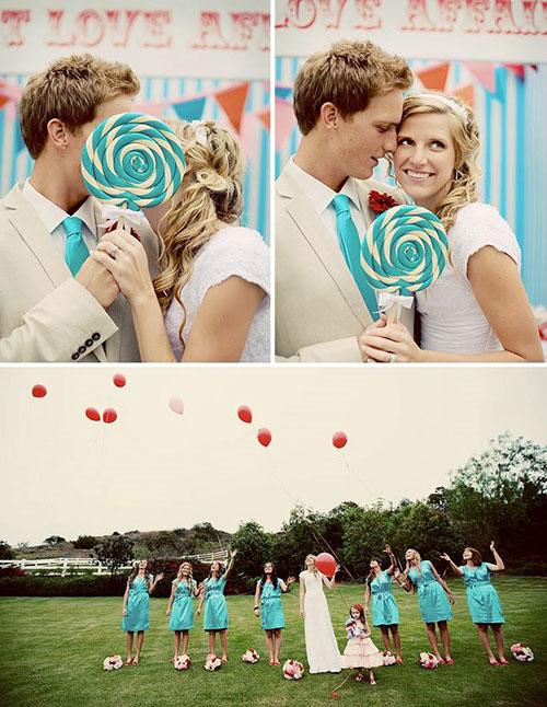 оригинальные идеи для свадьбы фото 9