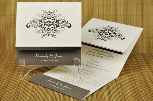 подпись пригласительных на свадьбу образец - фото 9