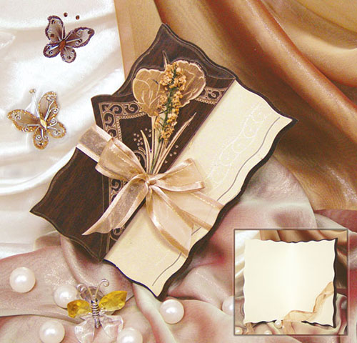 Приглашения на свадьбу 7