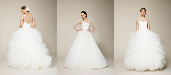 Пышные свадебные платья: фото и рекомендации