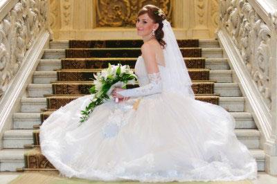 свадебная лестница