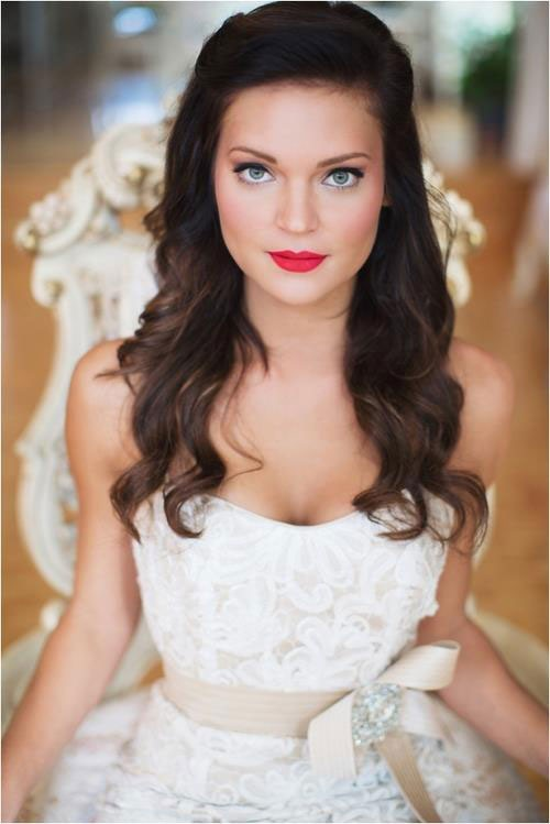 макияж свадебный фото 3