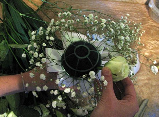 Букет невесты своими руками фото 9