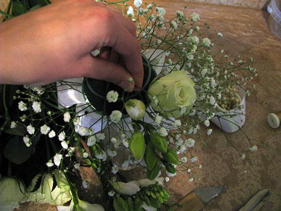 Букет невесты своими руками фото 10