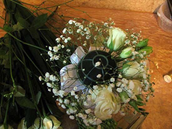 Букет невесты своими руками фото 11