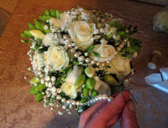 Букет невесты своими руками фото 14