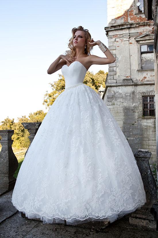 Свадебные платья дизайнер оксана муха