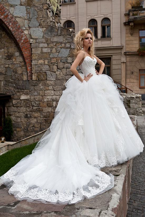 свадебные платья фото оксана муха