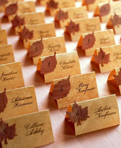Фото свадьба осень