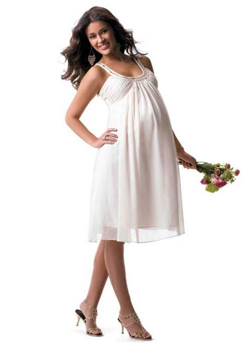 Весільні сукні для вагітнихфото та поради з вибору фасону eee9ac977815b