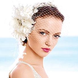 Свадебные прически с цветами фото 4-1