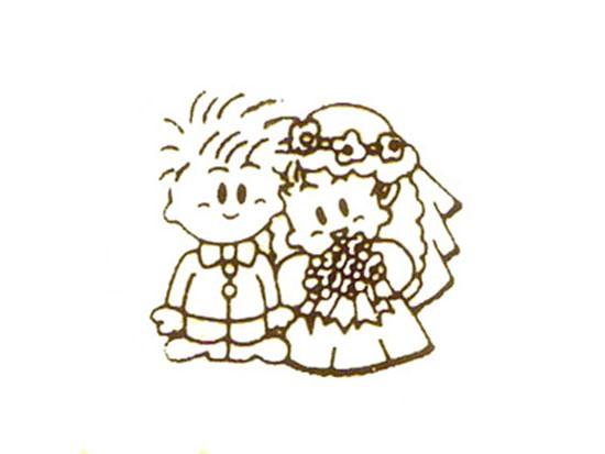 Эскизы приглашений на свадьбу