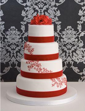 свадьба в красном цвете фото 10-5