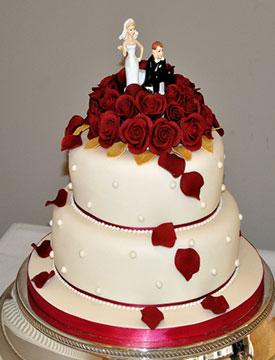 свадьба в красном цвете фото 10-6