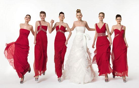 свадьба в красном цвете фото 5