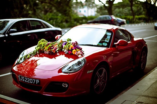 свадьба в красном цвете фото 9