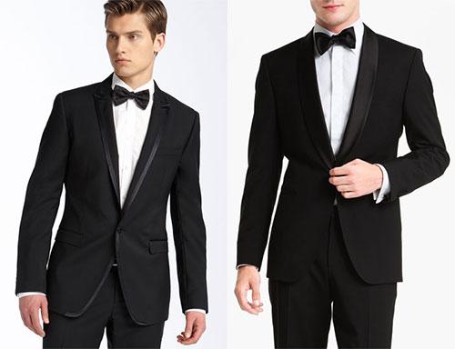 Свадебный мужской костюм - смокинг фото 3