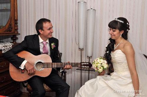 Свадьба дома фото 1
