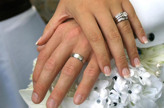 на какой руке носят обручальные кольца фото 1 41b7ac18ee27b