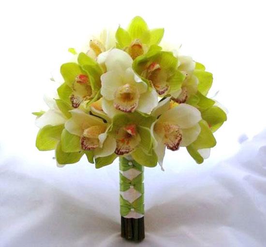 Какие цветы подарить на свадьбу фото 5