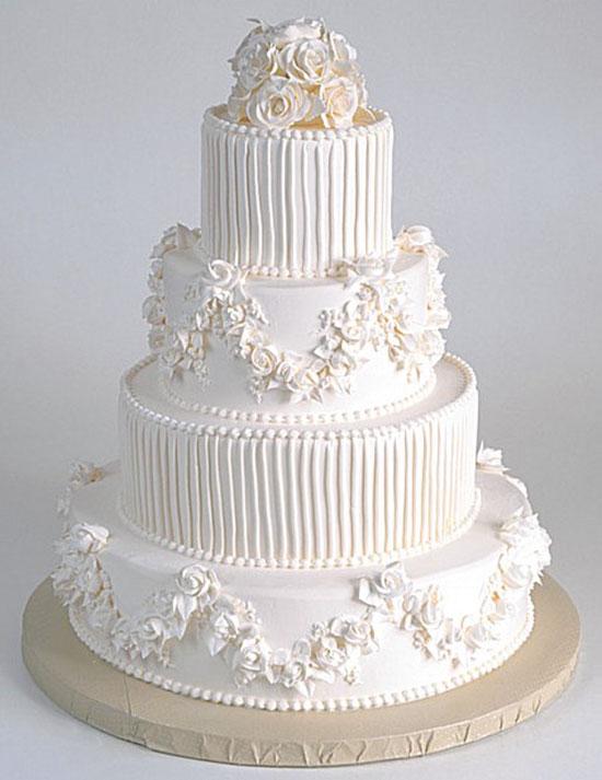 Свадебные наряды на белой свадьбе