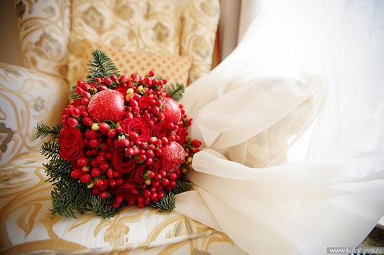 свадьба зимой фото 3