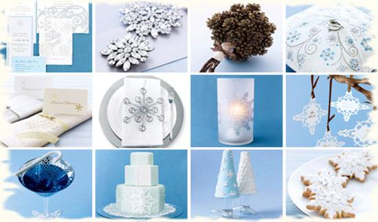 свадьба зимой фото 8