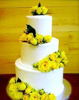 Свадьба в желтом цвете фото 10-2