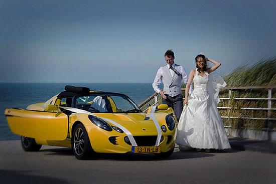 Свадьба в желтом цвете фото 13-2