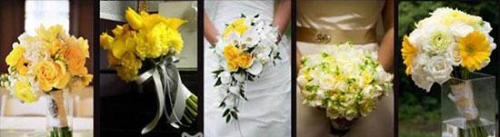 Свадьба в желтом цвете фото 4