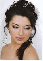 Идеи для свадебного макияжа 2012: больше 15 фото.