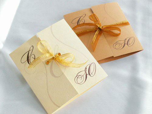 Приглашение свадьбу своими руками 52