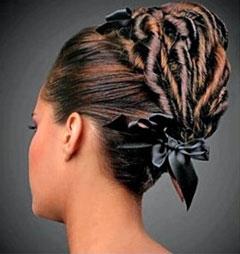 свадебные прически на короткие волосы фото 7