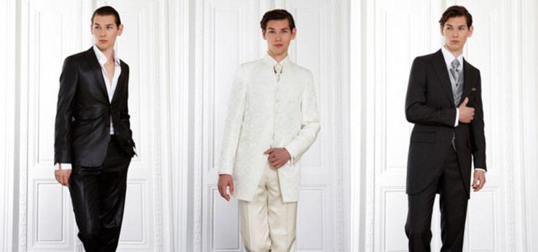 LICONA - вечерние мужские костюмы