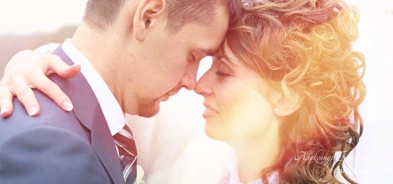 Вкусная видеосъемка свадьбы в Москве!