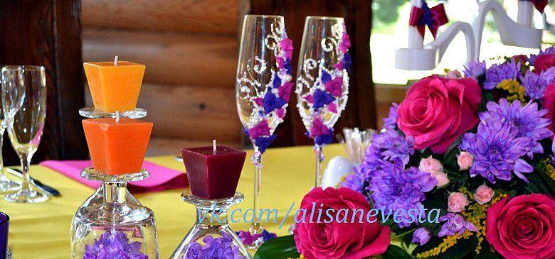 Дизайнерские свадебные аксессуары от Алисы Кароль