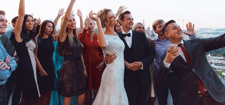 Ведущий свадебных торжеств