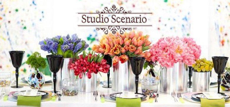 Мастерская флористики и декора Scenario