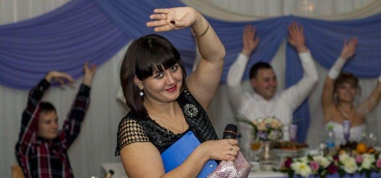 Ведущая, Тамада+ди-джей на свадьбу, юбилей