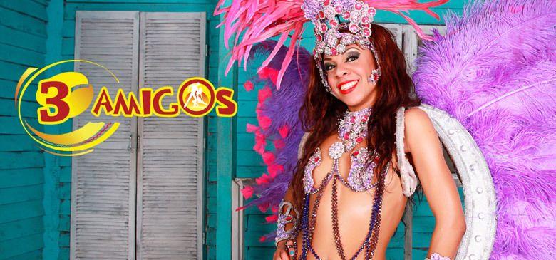 3 Амигос - зажигательное латиноамериканское шоу