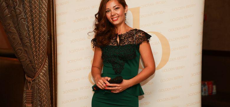 Марина - ведущая свадеб в Казани