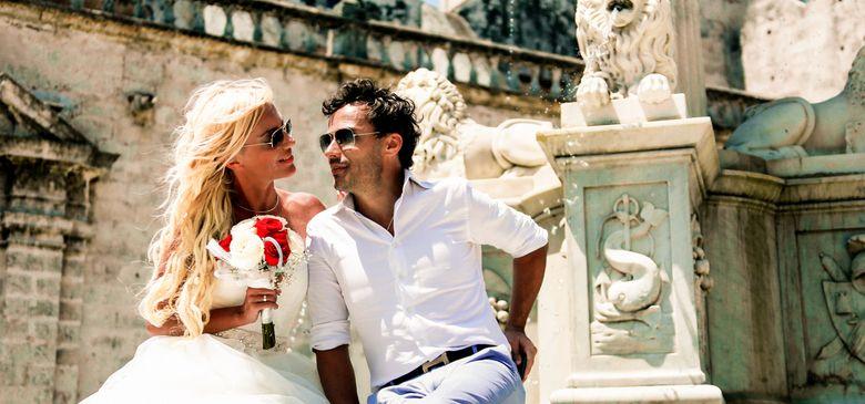 Свадьба на Кубе (Islands Group)