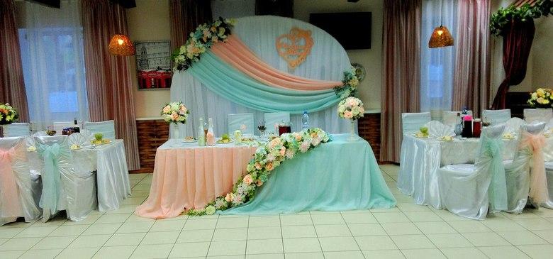 Декор и оформление свадеб