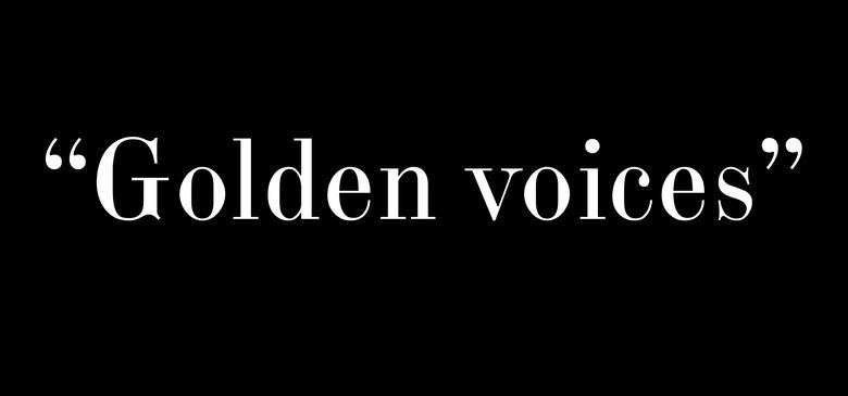 Кавер группа Golden voices