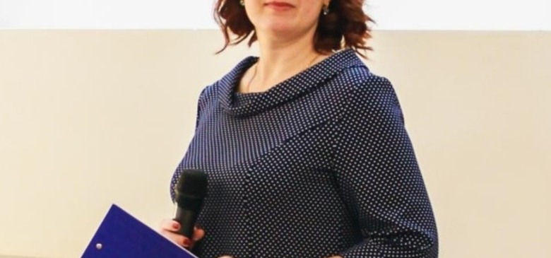 Оксана Романова - ведущая праздничных событий