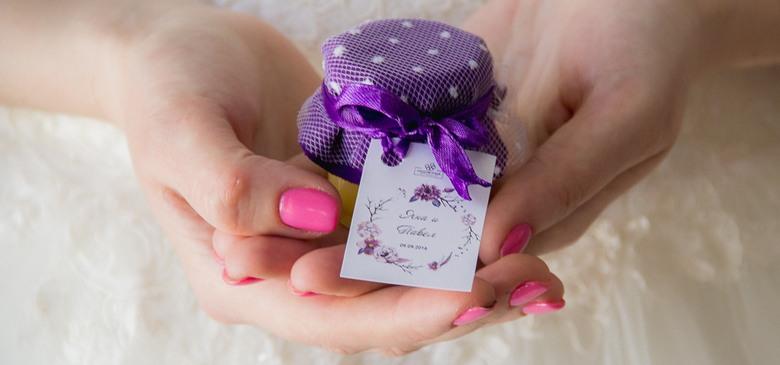 """Подарки гостям на свадьбу, бонбоньерки от """"Medoletto"""""""