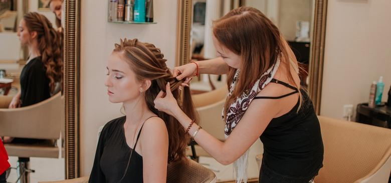 Свадебный стилист по волосам Кунец Татьяна