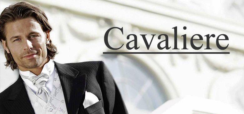 Cavaliere - мужские свадебные костюмы
